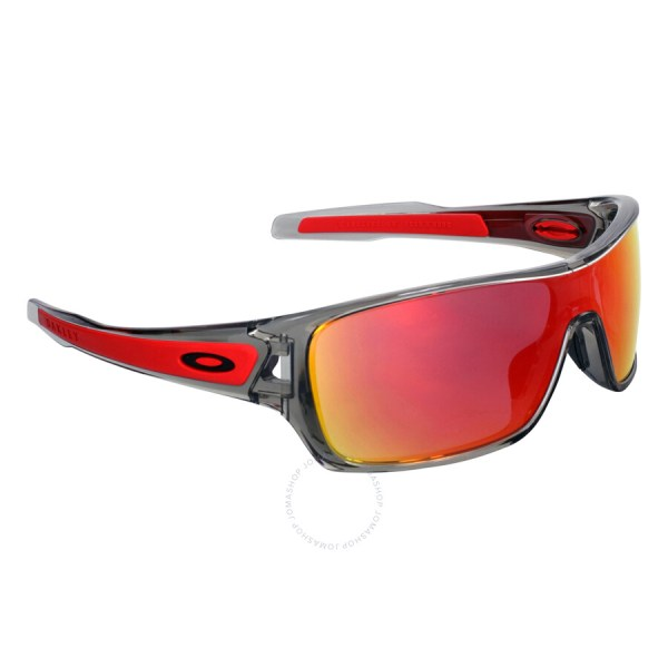 Oakley Turbine Rotor Ruby Iridium Men' Sunglasses Oo9307