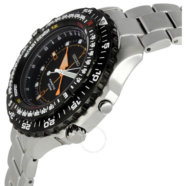 Seiko Men's Kinetic Watches