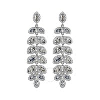 Swarovski Baron Pierced Earrings 5074350 - Swarovski ...