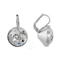 Swarovski Bella Clear Crystal Pierced Earrings 883551 ...