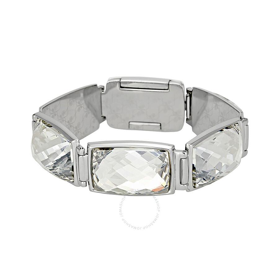 620ff1ad6 Swarovski Nirvana Clear Crystal Bracelet 1144369. SaveEnlarge