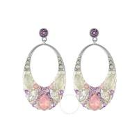 Swarovski Vividness Pierced Earrings 5117672 - Swarovski ...
