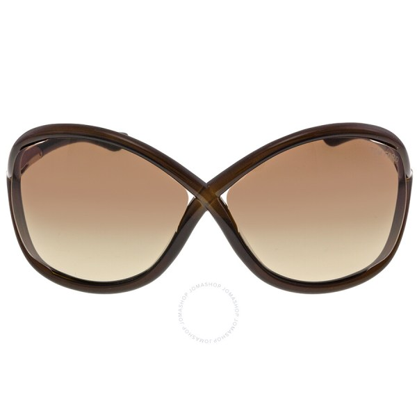 Tom Ford Whitney Brown Sunglasses Tf0009-692