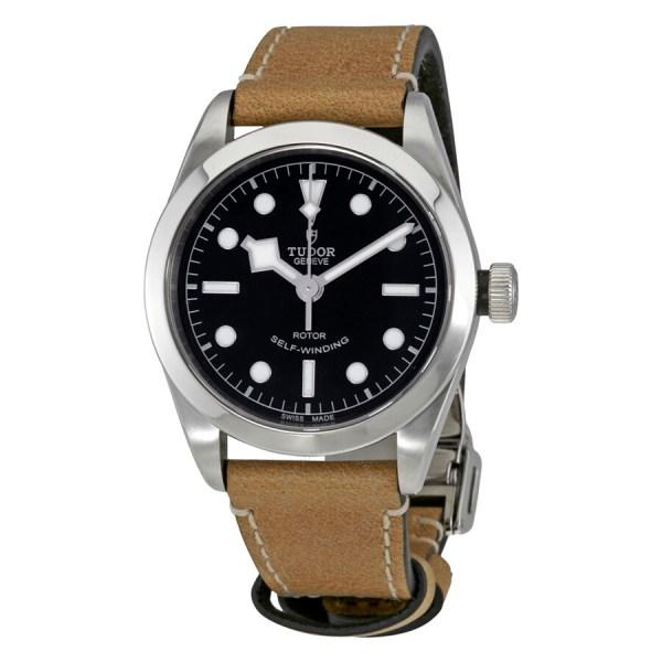 Tudor Heritage Black Bay 36 Automatic Men's Watch M79500 ...