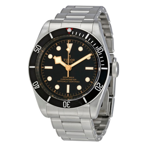 Tudor Heritage Black Bay Automatic Men's Watch 79230N-BKSS ...