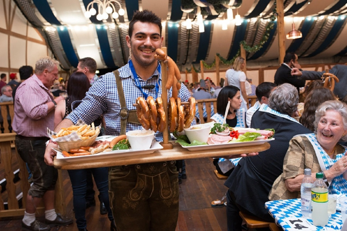 Foods For The 16 Days of Oktoberfest