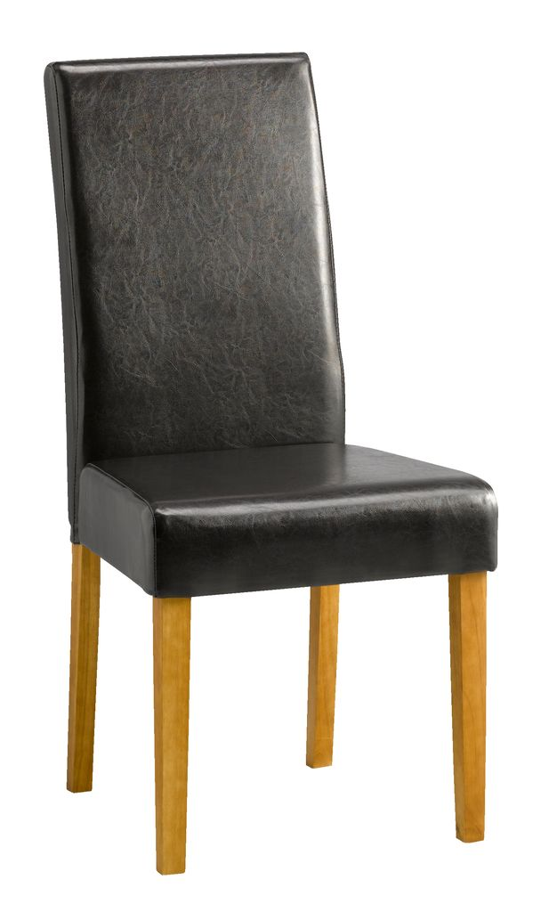 Dining chair TUREBY brown  JYSK