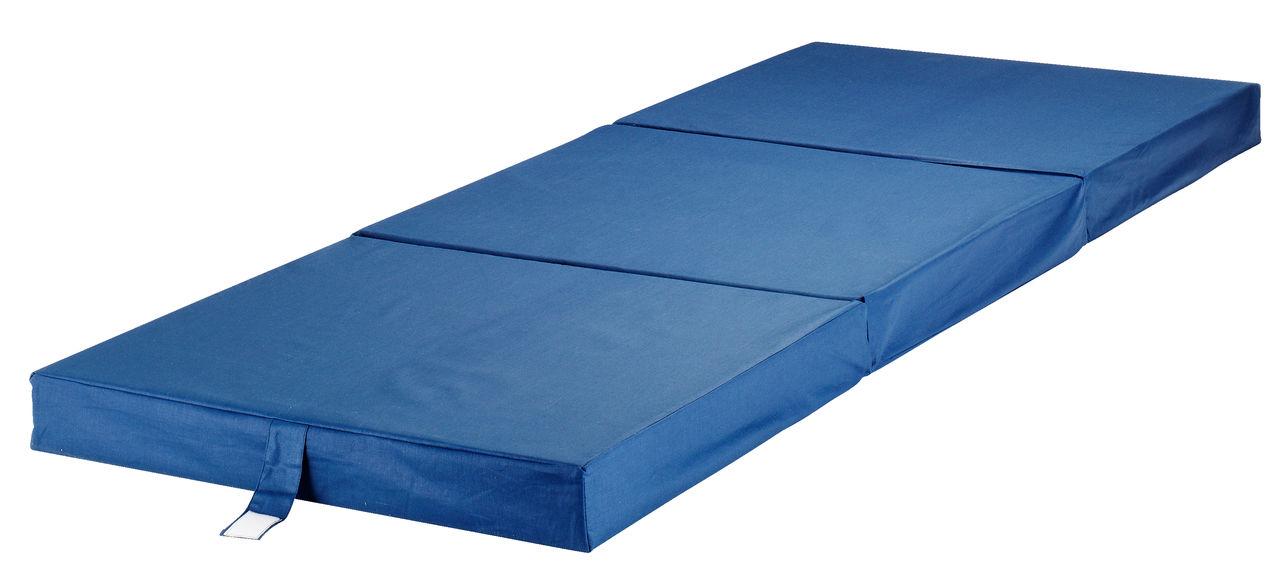 Vouwmatras 70x190 PLUS F10 blauw  JYSK