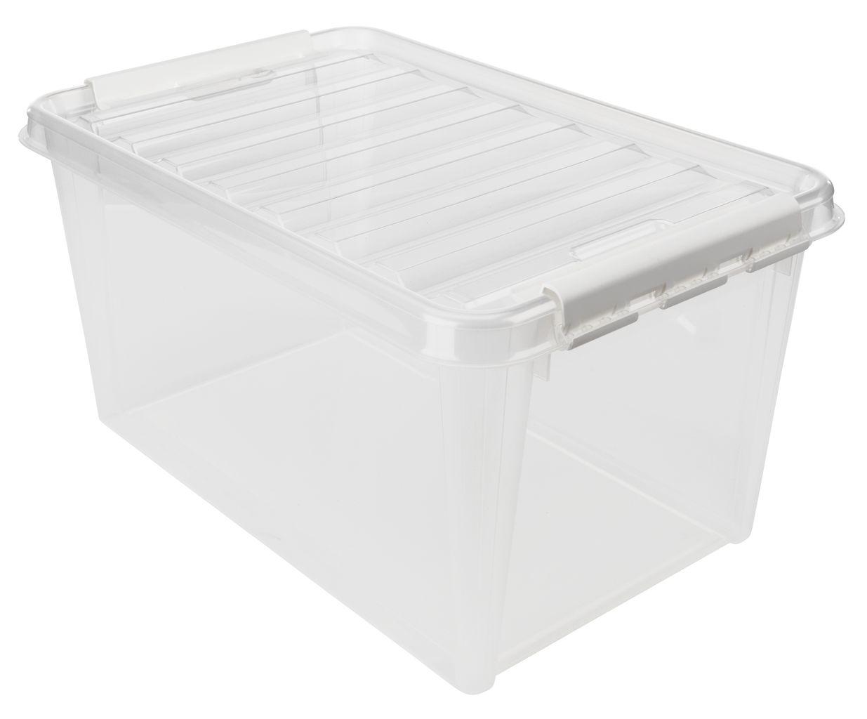 Opbergbox SMARTSTORE classic 45 mdeksel  JYSK