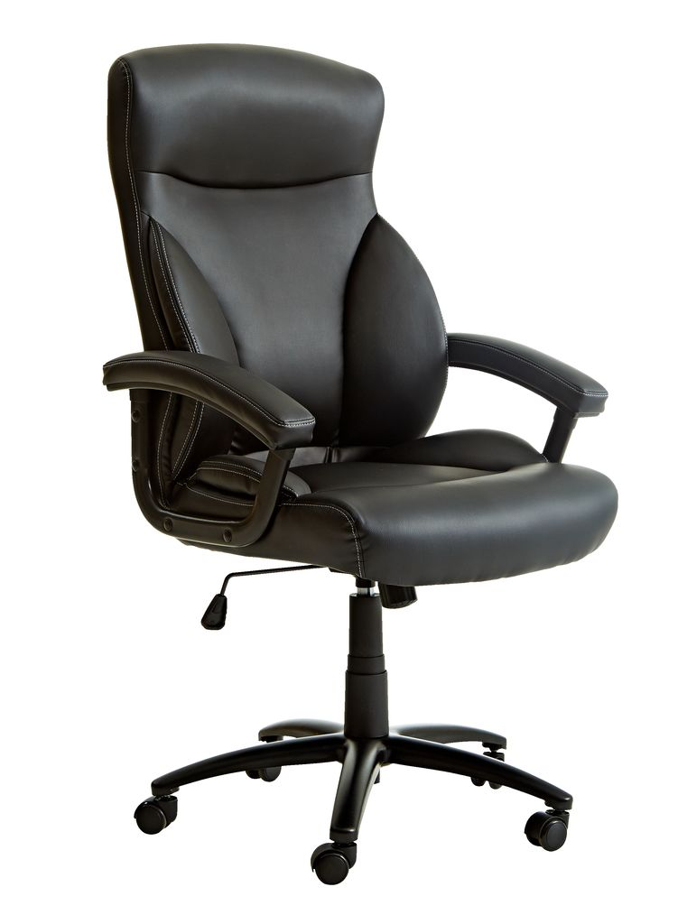 Office chair TAMDRUP black  JYSK