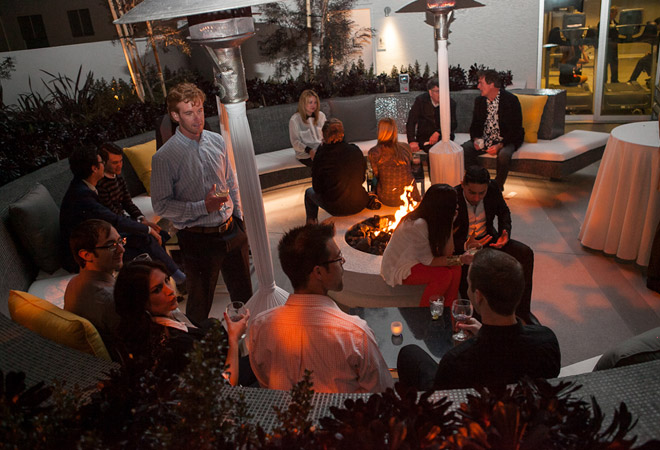 The Avenue Grand Opening Los Angeles Magazine