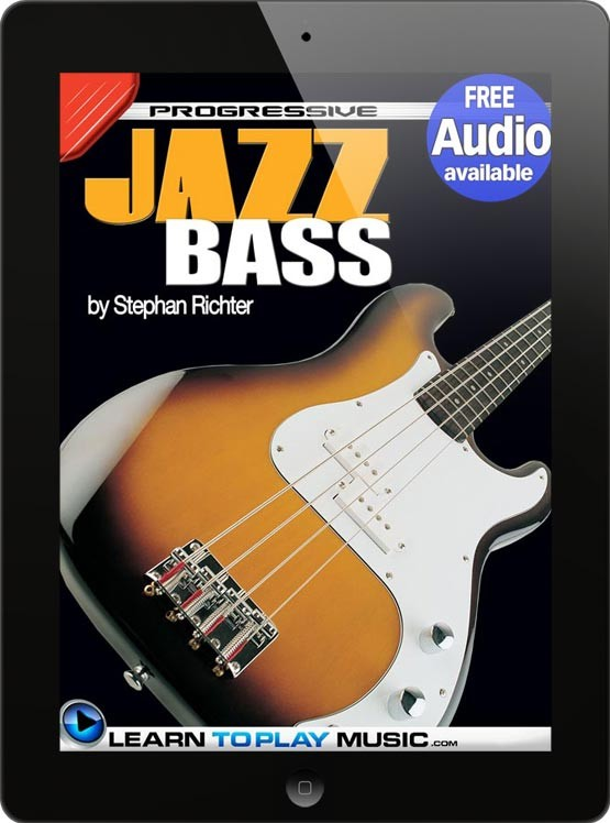 How to Play Bass Guitar - Jazz Bass Guitar Lessons for ...