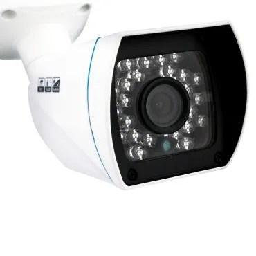 Telecamera CCTV Bullet IP 720p HD IP67 IR30m