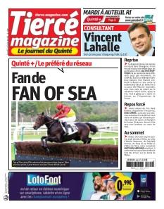 Tierce Magazine Du Jour : tierce, magazine, Boîte, Numérique, Tiercé, Magazine, Detail