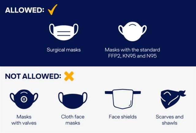 Lufthansa Facemask Policy Change February 1, 2021 - LoyaltyLobby