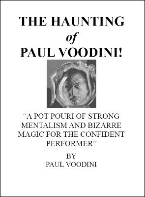 The Haunting of Paul Voodini by Paul Voodini : Lybrary.com