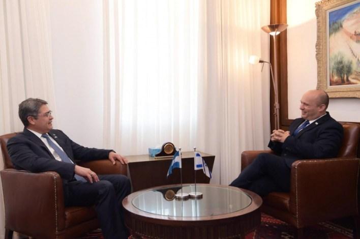 هندوراس تفتتح سفارتها في القدس المحتلة