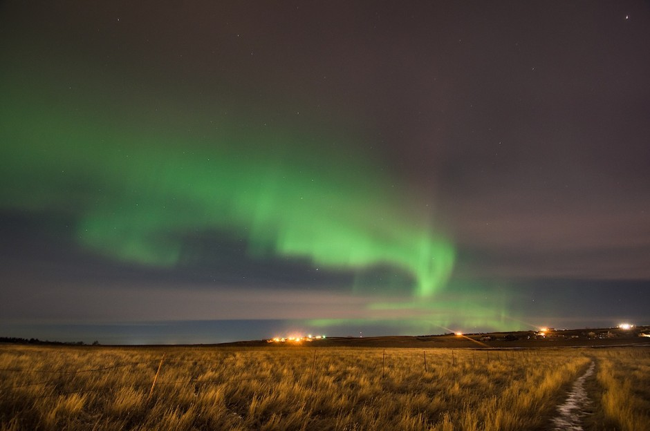 Northern Lights Forecast North Dakota