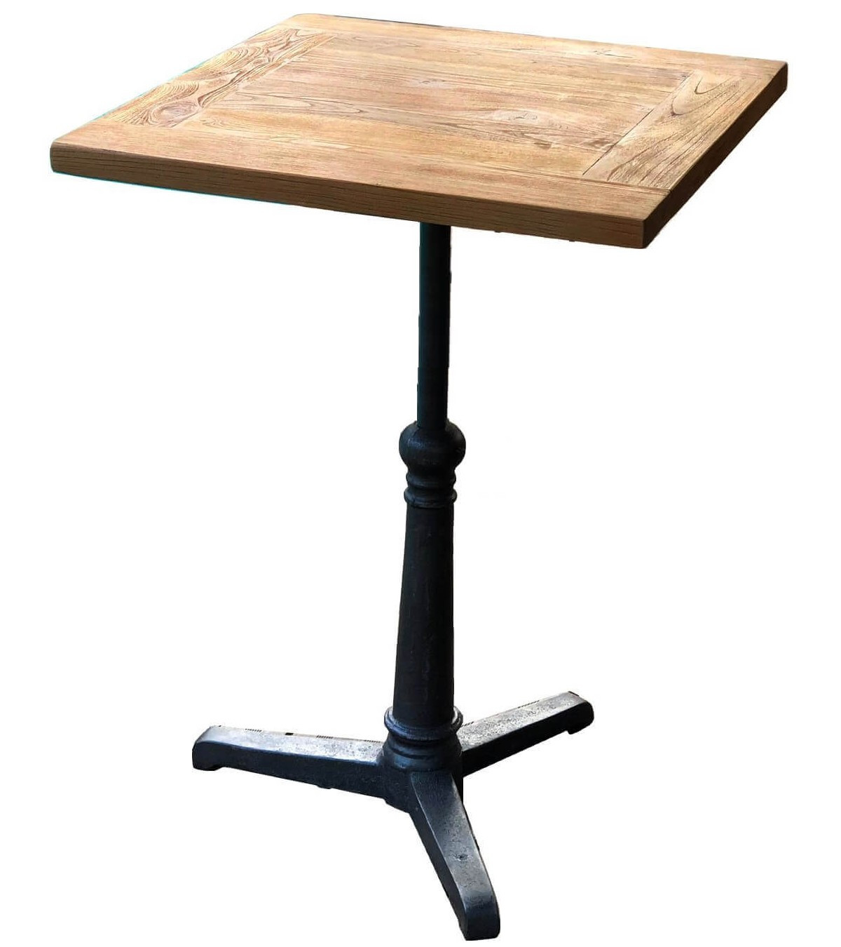 heigh square bistrot table 60