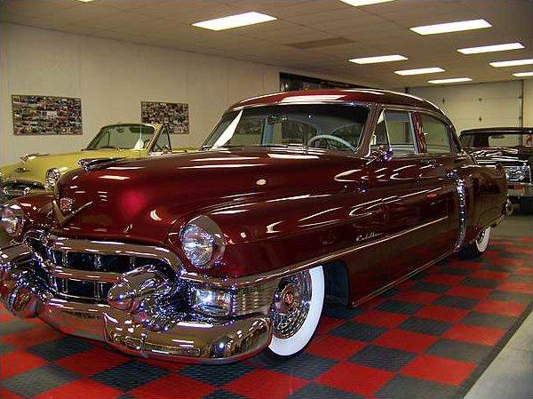 1953 Cadillac Sedan Deville