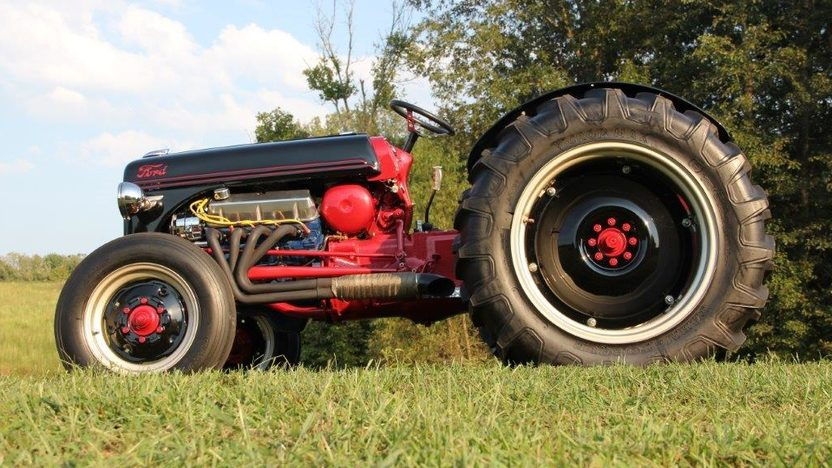1952 Ford 8N | F64 | Davenport 2016