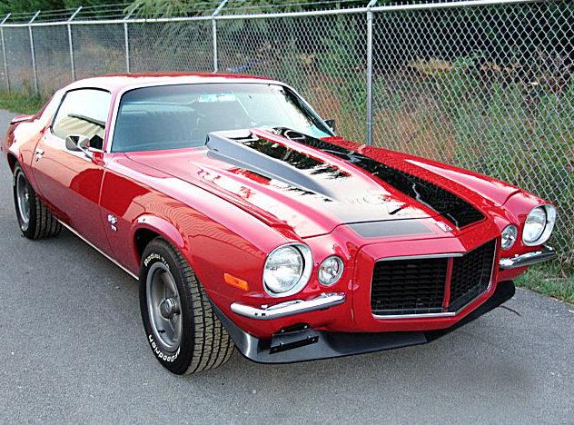 1970 Chevrolet Camaro RSSS  S38  Des Moines 2010