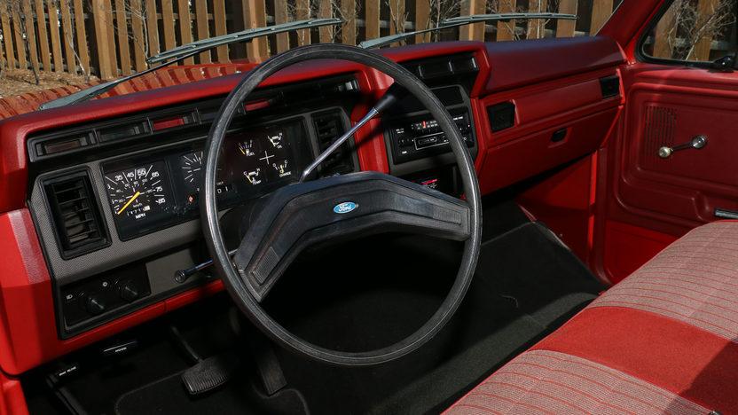1985 Ford F150 Pickup  F238  Indy 2015