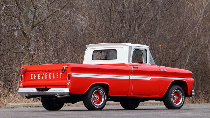 1962 Chevy C10 Pickup Truck