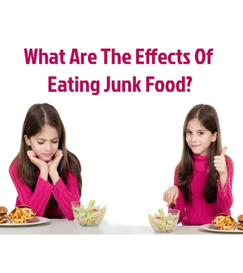 medium resolution of What Are The Effects Of Eating Junk Food For Kids?