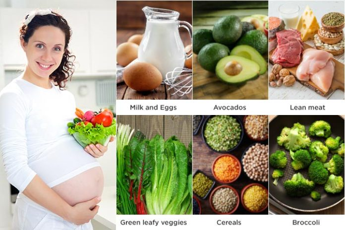 Image result for foods for pregnant women with images