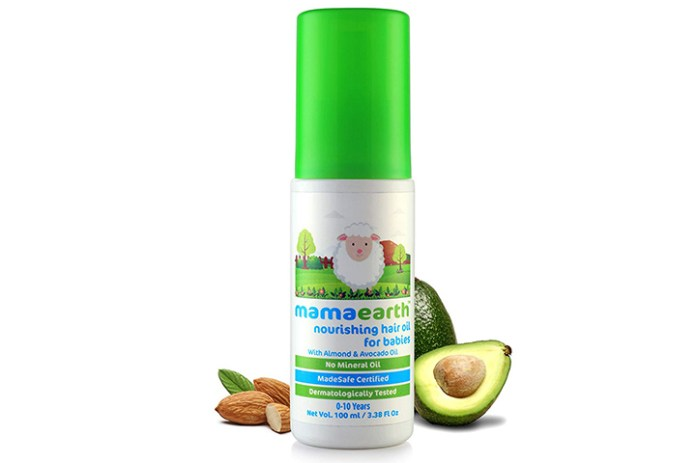 Mamaearth Nourishing Hair Oil