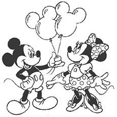 minnie mouse zeichnen # 39