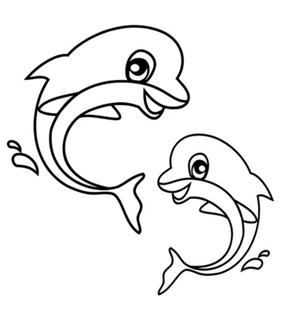 Top 15 Free Printable Sea Animals Coloring Pages Online | free online coloring pages animals