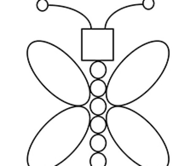 Top  Free Printable Shapes Coloring Pages Online