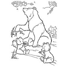 wildlife coloring pages # 3