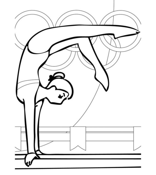 Free Printable Sports Coloring Pages Online