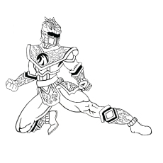 25 Best 'Mighty Morphin Power Rangers' Coloring Pages Your
