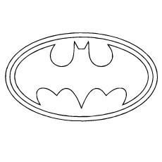 coloring pages of batman # 6