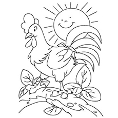 Top 10 Free Printable Farm Animals Coloring Pages Online