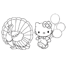 disney thanksgiving coloring pages # 7