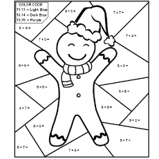 Top 20 Free Printable Addition And Subtraction Coloring