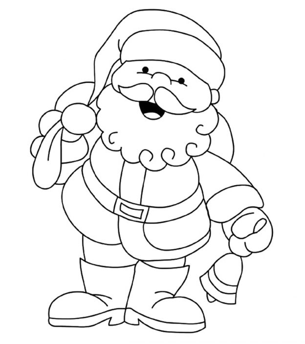 Top 10 Free Printable Christmas Ornament Coloring Pages Online