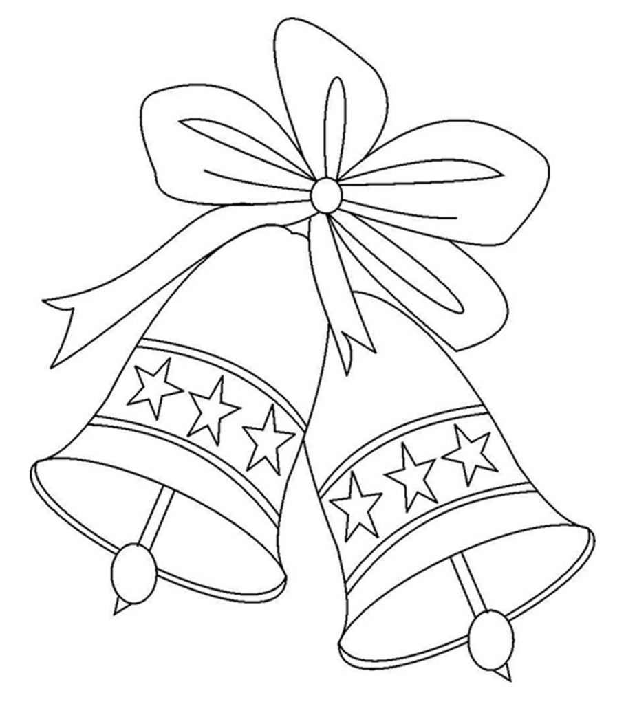 Top 10 Free Printable Cute Bell Coloring Pages Online