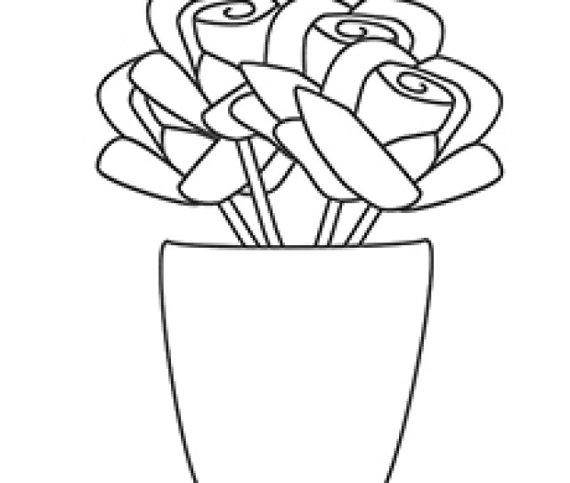 Top  Free Printable Beautiful Rose Coloring Pages For Kids