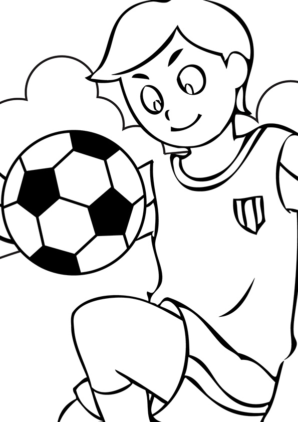 The-Boy-Playing-With-The-Soccer-Ball-a4.jpg 595×842 pixels