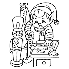 christmas coloring pages printable free # 8