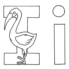 Top 10 Free Printable Letter I Coloring Pages Online