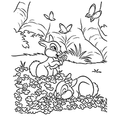 Top 10 Free Printable Rabbit Coloring Pages Online