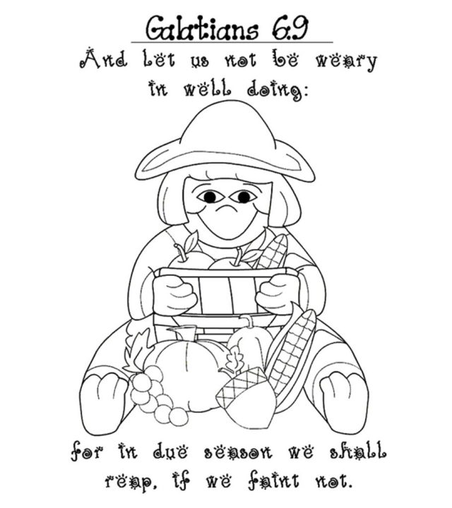 Top 24 Free Printable Bible Verse Coloring Pages Online