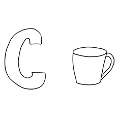 Top 10 Free Printable Letter C Coloring Pages Online